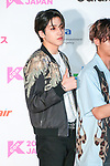 """Woo-Seok(PENTAGON), May 19, 2019 : K-Culture festival """"KCON 2019 JAPAN"""" at the Makuhari Messe Convention Center in Chiba, Japan. (Photo by Pasya/AFLO)"""