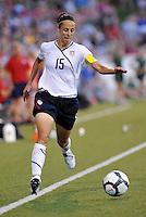 Kate Markgraf...USWNT tied Sweden 1-1 at Morison Stadium, Nebraska.