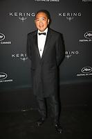 Dennis Chan en photocall avant la soiréee Kering Women In Motion Awards lors du soixante-dixième (70ème) Festival du Film à Cannes, Place de la Castre, Cannes, Sud de la France, dimanche 21 mai 2017. Philippe FARJON / VISUAL Press Agency