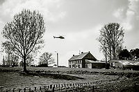 The race is where the helicopter is...<br /> <br /> 101th Ronde Van Vlaanderen 2017 (1.UWT)<br /> 1day race: Antwerp › Oudenaarde - BEL (260km)