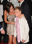 Victoria Beckham & Brooklyn Beckham at A Night of Fashion & Technology with LG Mobile Phones hosted by Eva Longoria & Victoria Beckham held at SoHo House in West Hollywood, California on May 24,2010                                                                   Copyright 2010  DVS / RockinExposures