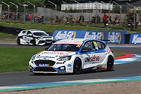Round 5 of the 2021 British Touring Car Championship. #24 Jake Hill. MB Motorsport accelerated by Blue Square. Ford Focus ST.