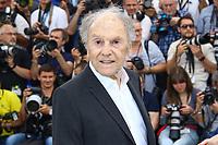Jean-Louis TRINTIGNANT en photocall pour le film HAPPY END lors du soixante-dixième (70ème) Festival du Film à Cannes, Palais des Festivals et des Congres, Cannes, Sud de la France, lundi 22 mai 2017. Philippe FARJON / VISUAL Press Agency