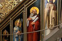 in der Teyn-Kirche (Tysky Chram), Prag, Tschechien, Unesco-Weltkulturerbe.