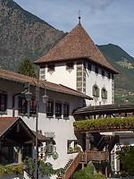 Brauerei Forst, Algund bei Meran, Region Südtirol-Bozen, Italien, Europa<br /> Brewery Forst, Lagundo near Merano, Region South Tyrol-Bolzano, Italy, Europe