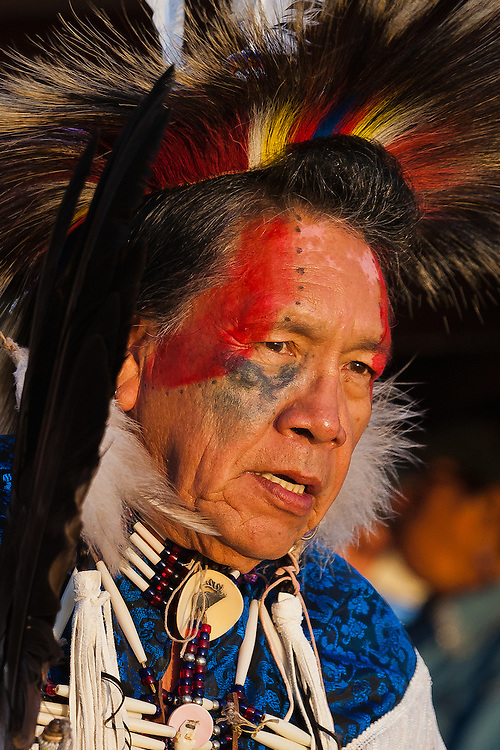 Members of many different tribes gather for the Crow Fair Powwow. The largest Native American gathering on the Northern Plains