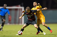AND, A - SEPTEMBER 11: Gabe Segal during a game between San Jose State and Stanford University at And on September 11, 2021 in And, A.