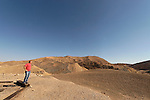 Israel, Negev. Ein Saharonim in Ramon crater