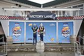 #84: Atlanta Speedwerks Honda Civic FK7 TCR, TCR: Brian Henderson, Robert Noaker, podium, winner, victory lane