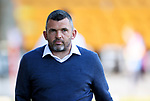 St Johnstone v Lask…26.08.21  McDiarmid Park    Europa Conference League Qualifier<br />Saints manager Callum Davidson pictured ahead of tonight's game<br />Picture by Graeme Hart.<br />Copyright Perthshire Picture Agency<br />Tel: 01738 623350  Mobile: 07990 594431