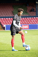 Elliot Bonds, Cheltenham Town during Southend United vs Cheltenham Town, Sky Bet EFL League 2 Football at Roots Hall on 17th October 2020