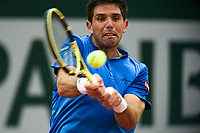 4th July 2021; Roland Garros, Paris France; French Open tennis championships day 6;  Federico Delbonis ( Arg)