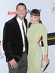 Diana DeGarmo and Ace Young at The 19th ANNUAL RACE TO ERASE MS GALA held at The Hyatt Regency Century Plaza Hotel in Century City, California on May 18,2012                                                                               © 2012 Hollywood Press Agency