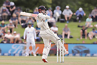NZ's Henry Nicholls during day three of the second International Test Cricket match between the New Zealand Black Caps and Pakistan at Hagley Oval in Christchurch, New Zealand on Tuesday, 5 January 2021. Photo: Martin Hunter / lintottphoto.co.nz