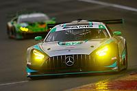 #32: Gilbert/Korthoff Motorsports Mercedes-AMG GT3, GTD: Guy Cosmo, Shane Lewis