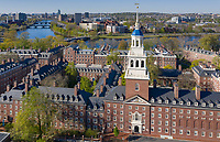 Lowell House, Harvard University, Cambridge, MA aerial