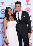 Mario Lopez, Courtney Laine Mazza <br /> <br />  attends The 2013 NCLR ALMA Awards held at the Pasadena Civic Auditorium in Pasadena, California on September 27,2012                                                                               © 2013 DVS / Hollywood Press Agency