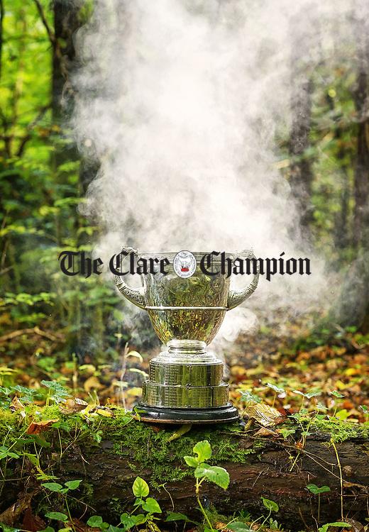 The Canon Hamilton Cup. Photograph by John Kelly.