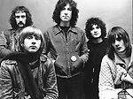Fleetwood Mac 1969 John McVie, Danny Kirwan, Peter Green, Jeremy Spencer, Mick Fleetwood<br /> © Chris Walter