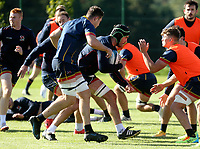 Tuesday 5th October 2021<br /> <br /> Mick Kearney during Ulster Rugby training at Newforge Country Club, Belfast, Northern Ireland. Photo by John Dickson/Dicksondigital
