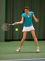 March 14, 2015, Netherlands, Rotterdam, TC Victoria, NOJK, Tess Demin (NED)<br /> Photo: Tennisimages/Henk Koster