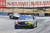 Monster Energy NASCAR Cup Series<br /> Toyota/Save Mart 350<br /> Sonoma Raceway, Sonoma, CA USA<br /> Sunday 25 June 2017<br /> Kyle Busch, Joe Gibbs Racing, M&M's Caramel Toyota Camry, Kurt Busch, Stewart-Haas Racing, Monster Energy/Haas Automation Ford Fusion<br /> World Copyright: John K Harrelson<br /> LAT Images