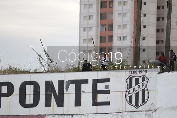 Campinas (SP), 06/06/2021 - Futebol - Ponte Preta - Vasco - Partida entre Ponte Preta e Vasco pela segunda rodada do Campeonato Brasileiro da serie B, neste domingo (6), no Estadio Moises Lucarelli, em Campinas (SP). (Foto: Denny Cesare/Codigo 19/Codigo 19)