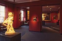 Europe/France/Auverne/63/Puy-de-Dôme/Riom: Le musée Mandet - Vue de la salle XIVème siècle