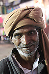 This gentleman approached me in the Muslim area of Kolkata, smiled and pointed at my camera and to himself.  He was pleased with the result, and went on his way.