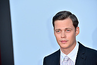 "LOS ANGELES, USA. August 27, 2019: Bill Skarsgard at the premiere of ""IT Chapter Two"" at the Regency Village Theatre.<br /> Picture: Paul Smith/Featureflash"