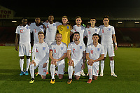 England C vs Estonia Under-23 10-10-18