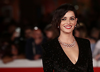 L'attrice Rosa Diletta Rossi posa durante il red carpet per la presentazione del film 'Il Ladro di giorni' alla 14^ Festa del Cinema di Roma all'Aufditorium Parco della Musica di Roma, 20 ottobre 2019.<br /> Italian actress Rosa Diletta Rossi poses on the red carpet to present the movie 'Il Ladro di giorni'  during the 14^ Rome Film Fest at Rome's Auditorium, on 20 October 2019.<br /> UPDATE IMAGES PRESS/Isabella Bonotto
