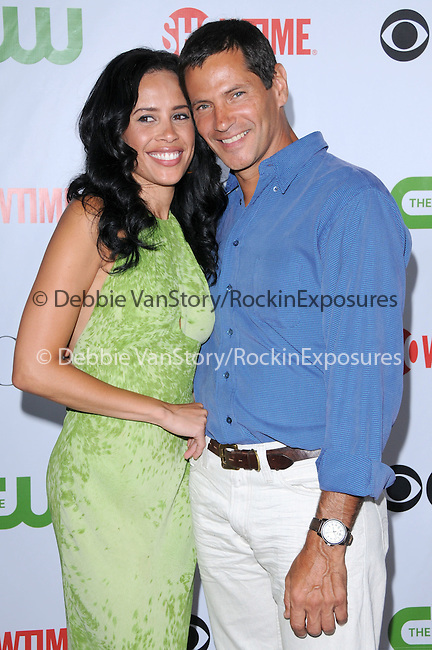 Thomas Calabro at The CBS,CW,& Showtime TCA Party held at The Huntington Library in San Marino, California on August 03,2009                                                                   Copyright 2009 Debbie VanStory / RockinExposures