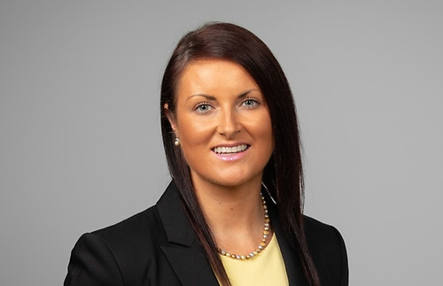Sailor Steph Lyons in business mode – her noted administrative expertise has now been recruited by World Sailing