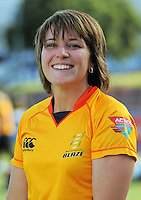 101209 Cricket - Wellington Blaze Headshots