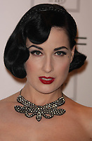 "04-16-08, Dita Von Teese at the NY Academy of Art for the 25th year of ""Take Home a Nude"".Jones, Photo By John Barrett/PHOTOlink"