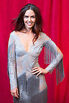 © Licensed to London News Pictures . 16/05/2015 .  The Palace Hotel , Manchester , UK . Jennifer Metcalfe . The red carpet at the 2015 British Soap Awards , The Palace Hotel , Oxford Road , Manchester . Photo credit : Joel Goodman/LNP