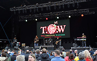 The Original Wailers featuring Al Anderson on stage<br /> UB40 concert at Parc Y Scarlets, Llanelli, Wales, UK. Saturday 10 June 2017