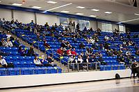 at King Arena, Rogers, AR January 8, 2021 / Special to NWA Democrat-Gazette/ David Beach