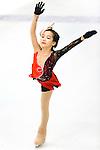 Zijun Zhou of China competes during the Asian Junior Figure Skating Challenge Hong Kong 2016 at Kowloon Tong's Festival Walk Glacier on 03 October 2016, in Hong Kong, China. Photo by Marcio Machado / Power Sport Images