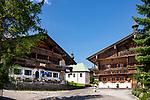 Oesterreich, Tirol, Kurzer Grund, Marktgemeinde Hopfgarten im Brixental: Rotte Kelchsau | Austria, Tyrol, Kurzer Grund, Marktgemeinde Hopfgarten im Brixental: Rotte Kelchsau