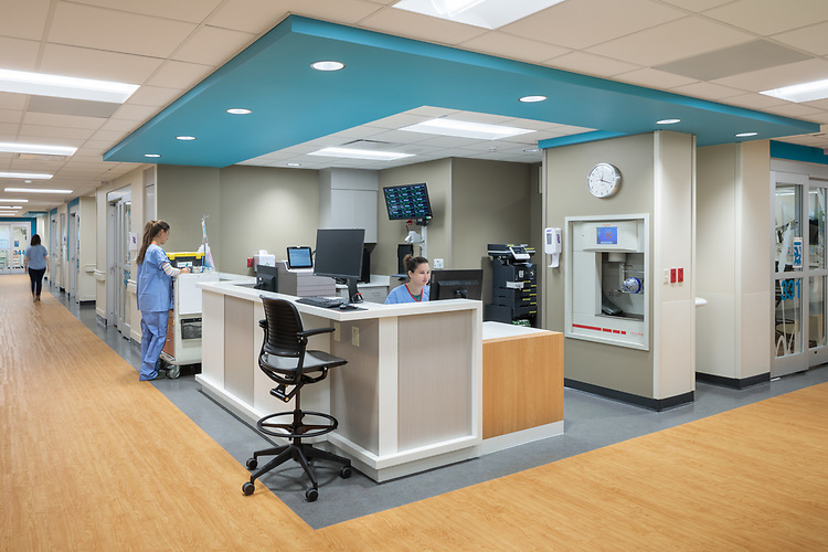 Norton Children's Hospital Neonatal Intensive Care Unit | DesignGroup
