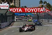 2017 Verizon IndyCar Series<br /> Toyota Grand Prix of Long Beach<br /> Streets of Long Beach, CA USA<br /> Sunday 9 April 2017<br /> Sebastien Bourdais<br /> World Copyright: Phillip Abbott/LAT Images<br /> ref: Digital Image lat_abbott_lbgp_0417_14901