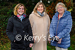 Enjoying a stroll in Killarney National park on Sunday, l to r: Claudia and Maire Buckley and Mary O'Connell.