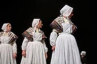 Presentation du nouveau spectacle 2009