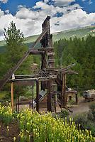 Matchless Mine. Leadville, Colorado