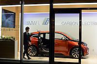 BMW show room is in Omotesando, Harajuku.