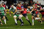 BLENHEIM, New Zealand. ITM Cup Rugby Tasman Makosvs Manawatu Turbos played at Lansdowne Park. 27/08/2015. Photo: Ricky Wilson/Shuttersport.co.nz