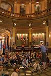 Michigan Capital Building tour