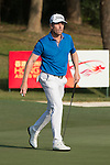 Andrew Dodt of Australia putts on the green during the 58th UBS Hong Kong Golf Open as part of the European Tour on 11 December 2016, at the Hong Kong Golf Club, Fanling, Hong Kong, China. Photo by Marcio Rodrigo Machado / Power Sport Images